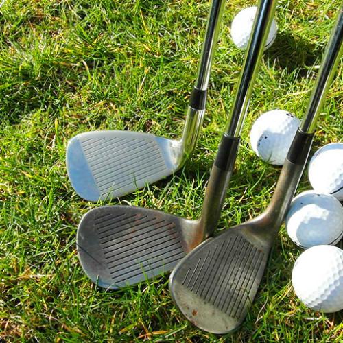 ゴルフ初心者に優しいアイアンの見分け方