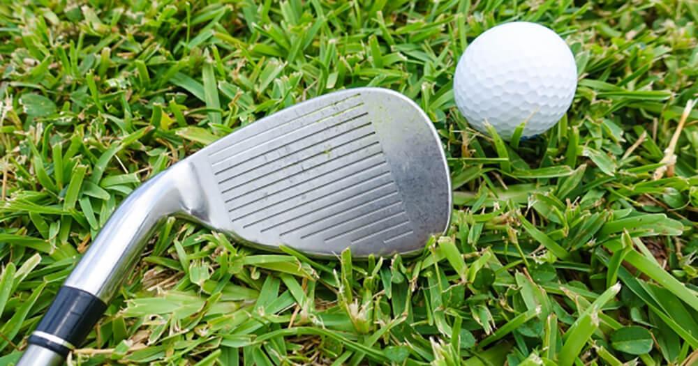 ゴルフ アイアン 画像