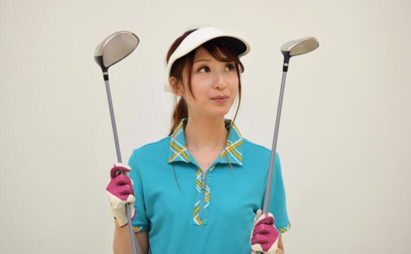 ゴルフクラブを最初に購入するならハーフセットもあり!?
