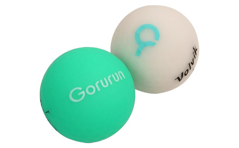 Gorurun ✕ Volvik VIVID LITE ゴルフボール(4球入)