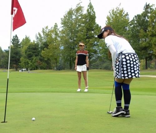 タートルネック ゴルフ